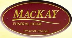 MacKay Funeral Home 1652692 Ontario Inc.